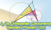 Geometry problem 1253