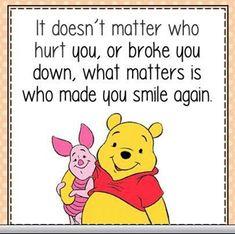 32 trendy quotes winnie the pooh wisdom words Cute Winnie The Pooh, Winnie The Pooh Quotes, Winnie The Pooh Friends, Piglet Quotes, Eeyore, Tigger, Pooh Bear, Disney Quotes, Princesas Disney
