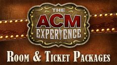 THE ACM EXPERIENCE will be held April 5-7, 2013 at The Orleans Hotel & Casino in Las Vegas. In its sophomore year, this family-friendly, open-to-the-public country music event* will once again feature LIVE country music performances, interactive games and dance competitions, THE ACM EXPO, a shopperâ��s paradise and country marketplace, and much more to be announced.  Brad Paisley will host the 3RD ANNUAL ACM FAN JAM, taking place at The Orleans Arena Sunday, April 7th, 2013. This live remote…