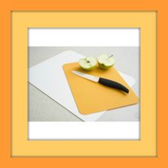 Miyako Non-slip Flexible Cutting Board (2-piece Set) Home & Kitchen