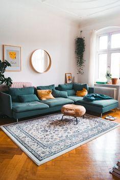 How to Skandi – 4 Regeln für nordisches Design – fridlaa - Home design ideas Elegant Living Room, Boho Living Room, Cozy Living Rooms, Bohemian Living, Apartment Living, Apartment Ideas, Tiny Living, Mirrors In Living Room, Bohemian Decor