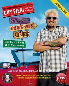 Diners Drive Ins And Dives - I think it would be fun to plan a road trip that includes some of Guy Fieri's stops