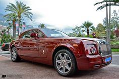 Rolls-Royce Phantom Coupe   by Alexandre Prévot