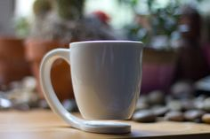 Floating Mug by Tigere Chiriga