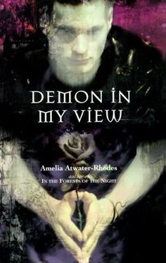 Demon in my View by Amelia Atwater-Rhodes [favorite quote: Life is nothing without a little chaos to make it interesting.]
