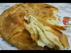 Lisnata pogaca recept - YouTube