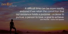 Motivational Quote by John Maxwell