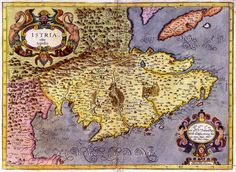 A superb collection of old maps of Croatia from ancient times till the 19th ...