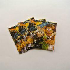 Servilletas Muppets - Artículos de Fiesta