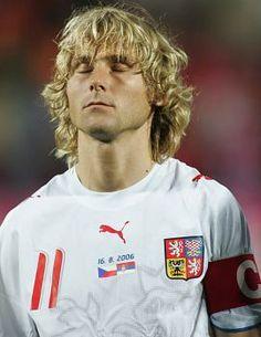 Pavel Nedvěd fotbalista