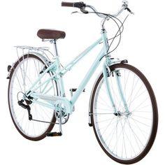 700c Schwinn Admiral Women's Hybrid Bike, Mint Green - Walmart.com Josie