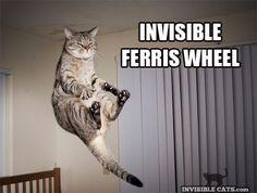 Invisible ferris wheel