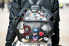 Trend-Mochila | Patches/Stickers