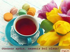 Gününüz aydın, neşeniz bol olsun! #günaydın #mutlugünler