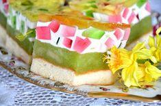 "z cukrem pudrem: ciasto ""Wiosenka"""
