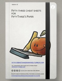 Until now, I've made fifty-three cheat sheets (or how-to's) for FiftyThree's Paper. I thought that was kind of funny, so I've bundled them in a nice pdf document, which you can download using one of...