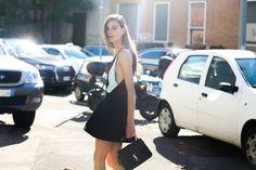 Street Style Milan Fashion Week Spring 2016 - Milan Fashion Week Street Fashion | Teen Vogue