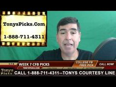 College Football Picks Week 7 Odds Predictions Previews Point Spreads 2015