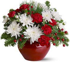 teleflora christmas arrangements - Bing Obrázky