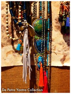 De Petra Art in Jewelry Necklaces