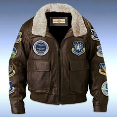 Flying Ace Men's Jackets