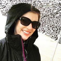 It's a windy and rainy morning walk #Can'tStopWon'tStop #WalkingInTheMorning #pfitzsewswell #pfitzsewswelloriginal - http://ift.tt/1HQJd81