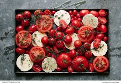 Fresh, tasty and easy to make - the perfect side dish for any occasion!