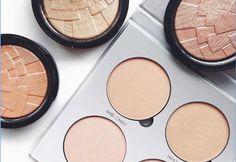 ♡ ABH Glow kit and highlight compacts Pretty Makeup, Love Makeup, Makeup Inspo, Makeup Inspiration, Makeup Stuff, Perfect Makeup, Character Inspiration, Makeup Goals, Makeup Tips