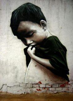 Amazing Street Art! – 45 Pics #streetart jd