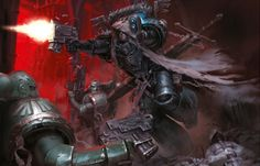 Cypher Lord of the Fallen: A First Look - Faeit 212: Warhammer 40k News and Rumors