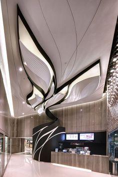 Boutique Cinema at Windsor | AGC Design - Arch2O.com