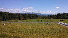 A living, planted roof system is currently being installed atop Middlebury College's new Squash Center in Vermont. The LiveRoof® Hybrid Green Roof System was selected for the living roof system. (http://livingarchitecturemonitor.com/index.php/news/allnews/429-middlebury-college-squash-teams-to-play-under-planted-rooftop)   #greenroof #green #eco #college #vermont #sustainable #vegetated #ecoroof #plants #school