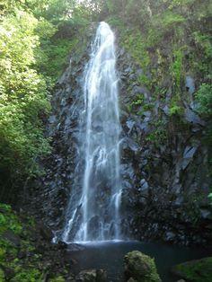 Nuuuli Waterfall, American Samoa