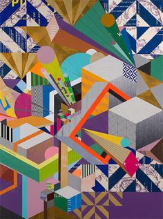 Great geometric collages