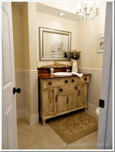 Same set up as our laundry/bath room. Would need to take out partial wall. Great idea on the combo.