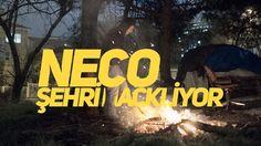 Neco şehri hackliyor.. 140 journos..