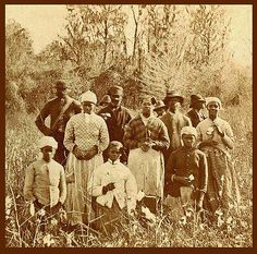 SLAVES, EX-SLAVES, and CHILDREN OF SLAVES IN THE AMERICAN SOUTH, 1860 -1900 (14) | by Okinawa Soba (Rob)