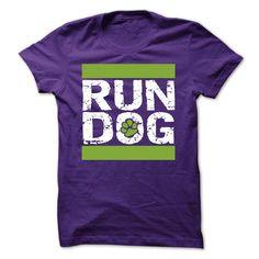 Run Dog Tshirt. Urban #dog #lovers get it.