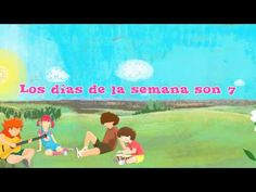 ▶ Song Days of the week in Spanish /Los días de la semana en español - YouTube