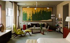 If you are an art lover or you want to energize your interior you might need some inspiration on what pieces to choose and how to implement them in your home décor.   www.bocadolobo.com   #homedecor #wallart