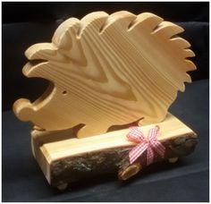 Deko Holz Igel mit Teelicht oder Apfel Herz Deko, herbstliche Dekoration, verschiedene Ausführungen vorhanden...