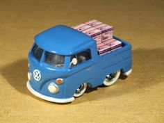 Custom Hot Wheels Kool Kombi Pickup | the Lamley Group