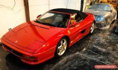1996 Ferrari 355 #ferrari #355 #forsale #canada