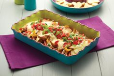 WORLD OF FLAVOURS MEXICAN CERAMIC ENCHILADA DISH