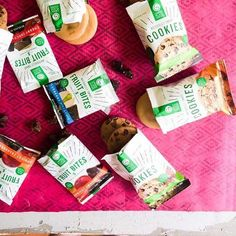 Got cookie on the brain? If you didn't before, you sure do now. Calm your cravings and enter to win a bundle of snacks so delicious they'll blow your mind. Head over to @immaeatthat, follow the simple instructions and get back to daydreaming.
