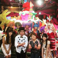 Thank you #王様ブランチ #近藤春菜さん  We were on japanese famous TV program show❤️#kawaiimonstercafe #MONSTERGIRL