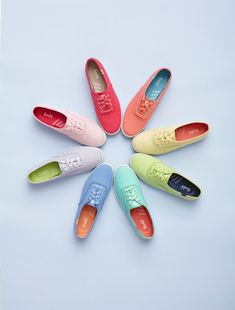 LIKE if it was LOVE at first sight for you & our Keds spring line! <3 #kedsstyle #wednesdaykedsday