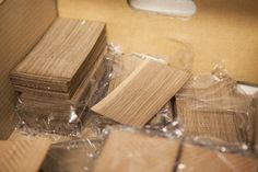 First Wood'd Workshop // Lasercut Manufacturing // http://www.woodd.it