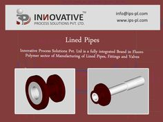 Lined Pipes - IPSPL