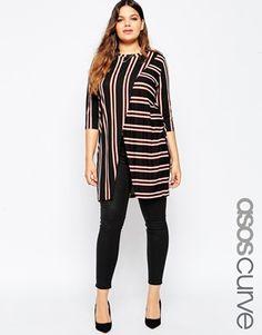 Missguided Plus | Missguided Plus Cape Dress at ASOS